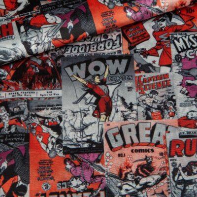 comics lining