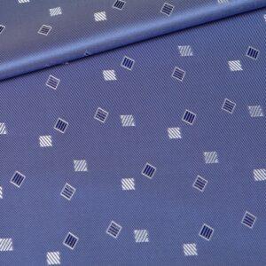 light blue, white, blue lining