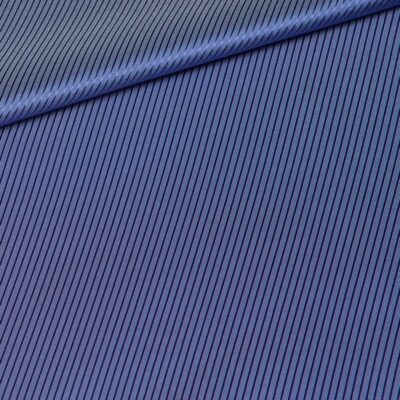 Blue stripe lining