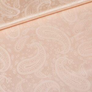 light pink textured lining