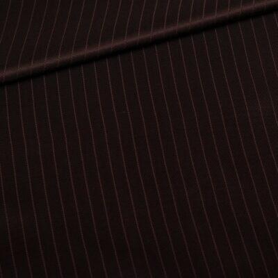 Design French stripe Dark Coffee