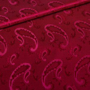 fuchsia textured lining