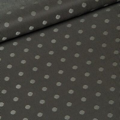 grey dots lining