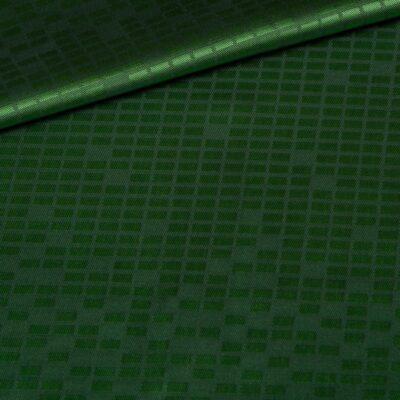 dark green lining
