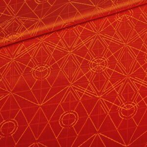 orange lining