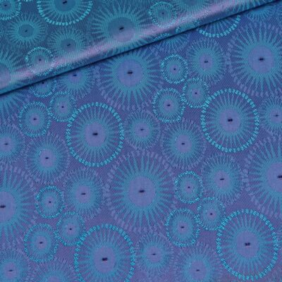 Design Geometriccoral Purple