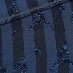 football stripe lining